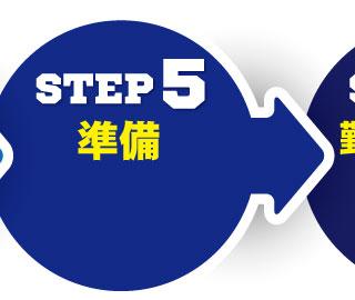 STEP5 準備